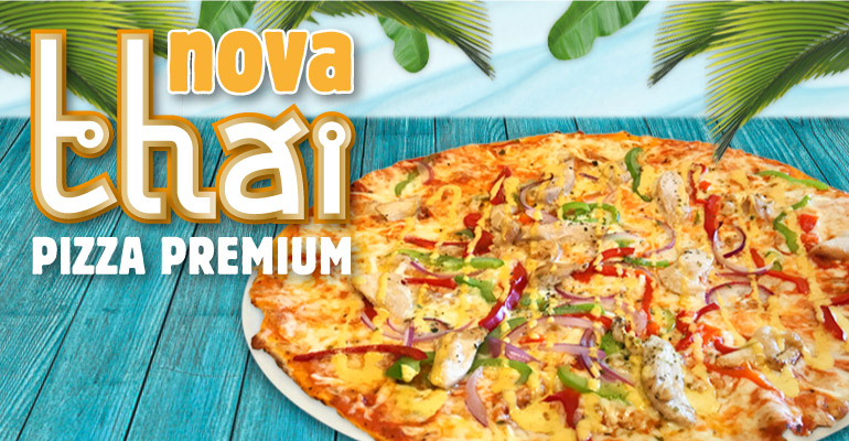 Nova pizza thai