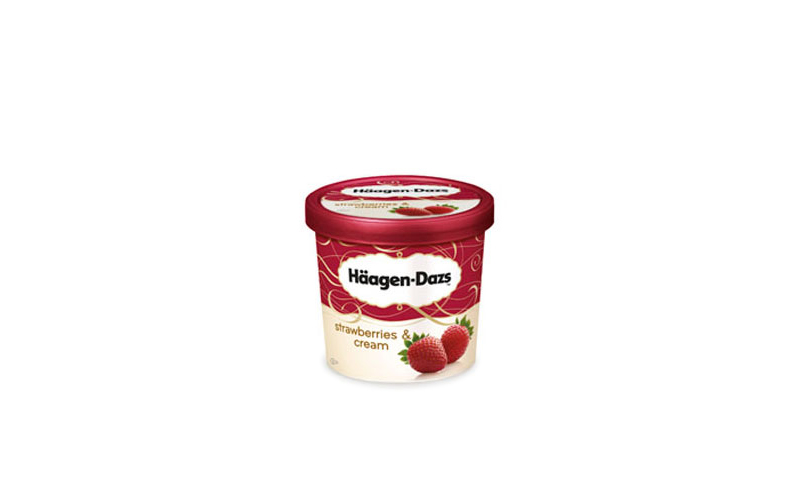 Haagen-Dazs Mini Cup Cheesecake