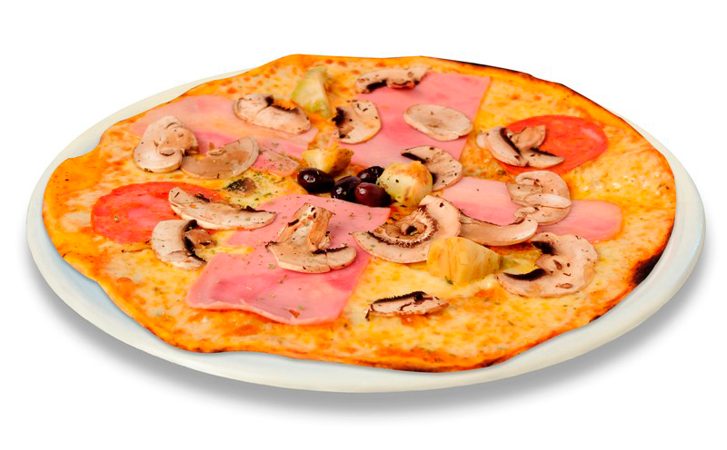 Pizza 4 estacions